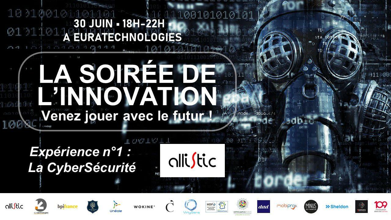 Read more about the article Allistic co-organise la Soirée de l'innovation !